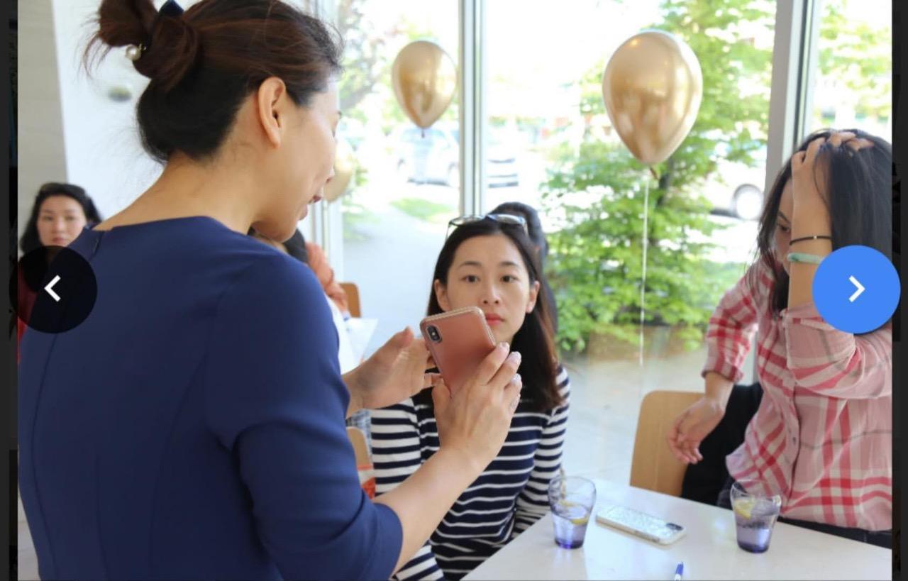 laser technology skin care events